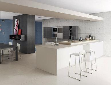 Итальянская кухня FORMA GLAM фабрики COMPREX