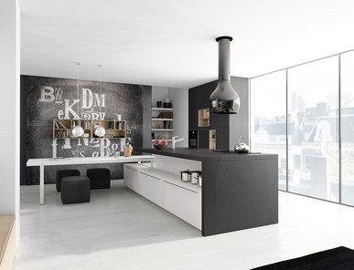 Итальянская кухня FORMA YOUNG фабрики COMPREX