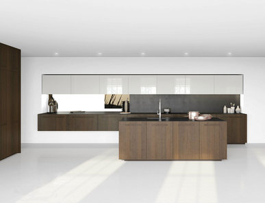 Итальянская кухня SINTESI.30 CLASS фабрики COMPREX