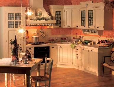 Итальянская кухня ARCANGELICA 04 фабрики D'ANGELI