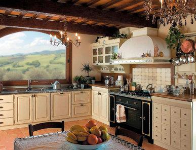 Итальянская кухня CA DESIDERIA 03 фабрики D'ANGELI