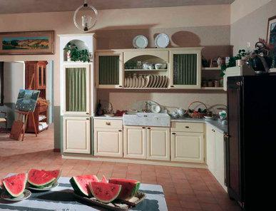 Итальянская кухня CA DESIDERIA 04 фабрики D'ANGELI
