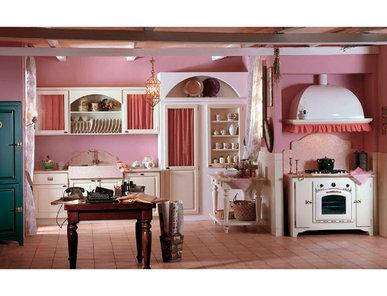 Итальянская кухня CA DESIDERIA 07 фабрики D'ANGELI