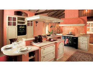 Итальянская кухня CA DESIDERIA 08 фабрики D'ANGELI