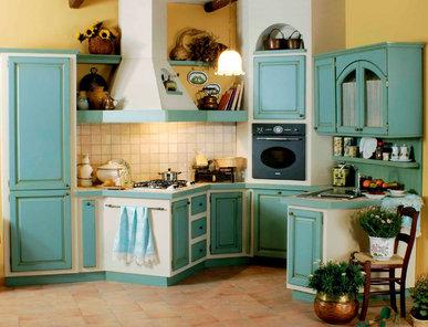 Итальянская кухня METELLA 02 фабрики D'ANGELI