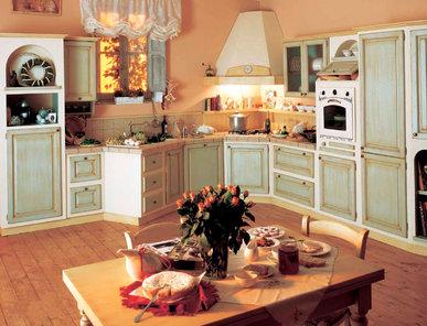 Итальянская кухня METELLA 05 фабрики D'ANGELI