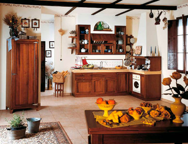 Итальянская кухня ORIGINE фабрики D'ANGELI