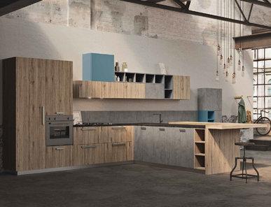 Итальянская кухня SPRING 18 фабрики DIBIESSE