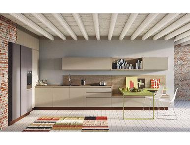 Итальянская кухня SMILE 01 фабрики DIBIESSE