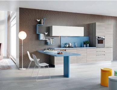 Итальянская кухня SMILE 02 фабрики DIBIESSE