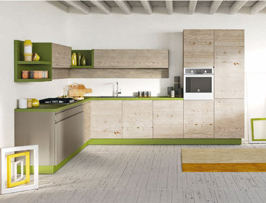 Итальянская кухня SMILE 05 фабрики DIBIESSE