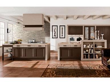 Итальянская кухня ASOLO 01 фабрики DIBIESSE