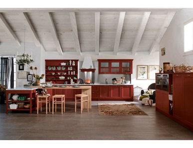 Итальянская кухня ASOLO 02 фабрики DIBIESSE