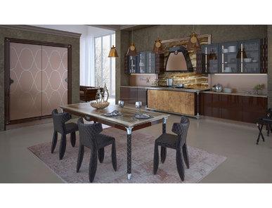 Итальянская кухня LUMIERE 02 фабрики ENNE GROUP