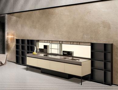 Итальянская кухня SEI 02 фабрики EUROMOBIL