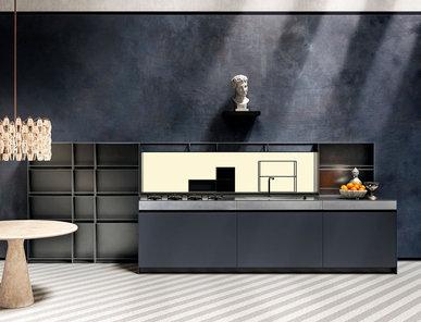 Итальянская кухня SEI 03 фабрики EUROMOBIL
