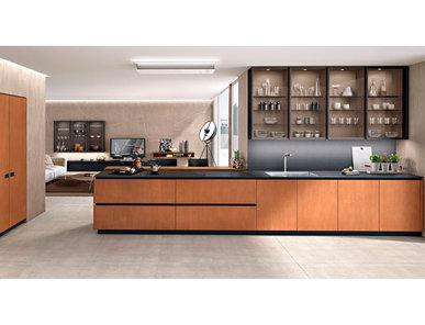 Итальянская кухня ANTIS 03 фабрики EUROMOBIL