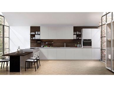 Итальянская кухня LAIN 02 фабрики EUROMOBIL