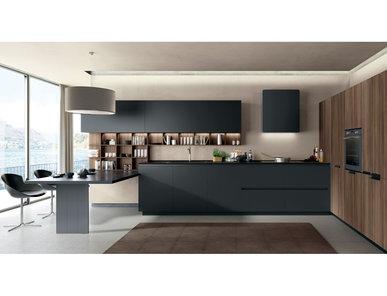 Итальянская кухня LAIN 04 фабрики EUROMOBIL