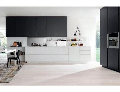 Итальянская кухня KUBIC 03 фабрики EUROMOBIL