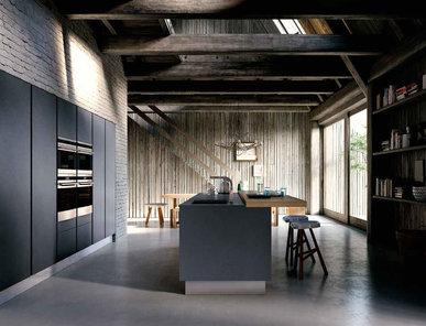 Итальянская кухня VELVET PROFILE-С 01 фабрики GD ARREDAMENTI