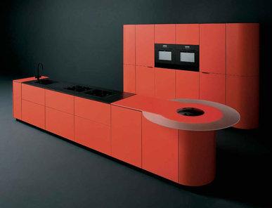 Итальянская кухня ARGENTO VIVO 01 фабрики GD ARREDAMENTI