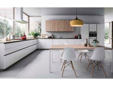 Итальянская кухня SPACE PROFILE-C 01 фабрики GD ARREDAMENTI