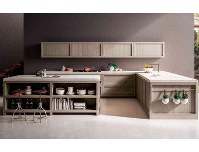 Итальянская кухня LEGNO VIVO 02 фабрики GD ARREDAMENTI
