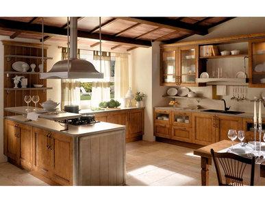 Итальянская кухня AMBRA 02 фабрики GATTO