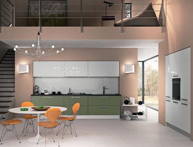 Итальянская кухня LESMO 01 фабрики GIEFFE