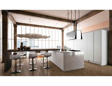 Итальянская кухня OPERA 01 фабрики GIEFFE
