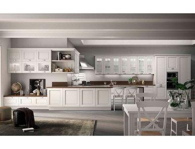 Итальянская кухня PERLA 02 фабрики GIEFFE