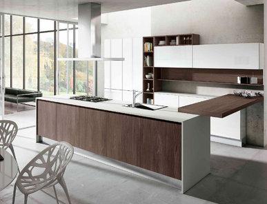 Итальянская кухня PUNTO 02 фабрики GIEFFE
