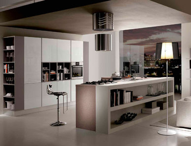 Итальянская кухня SFERA 02 фабрики GIEFFE