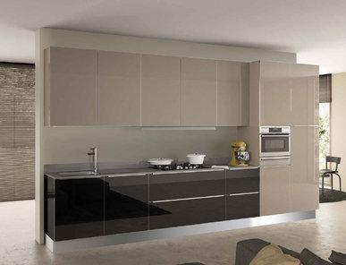 Итальянская кухня MIRROR 02 фабрики GIEFFE