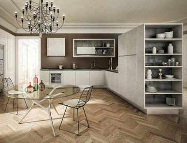 Итальянская кухня LESMO CULT 01 фабрики GIEFFE
