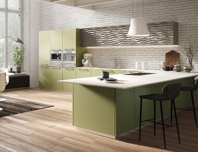 Итальянская кухня LESMO CULT 04 фабрики GIEFFE