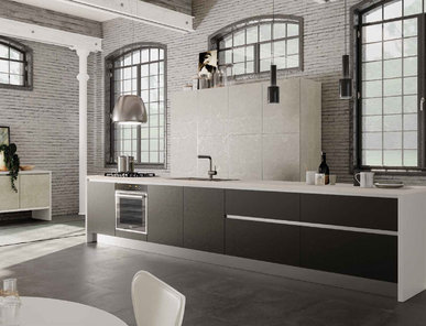 Итальянская кухня LESMO CULT 06 фабрики GIEFFE