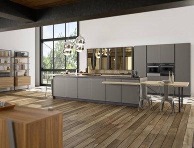 Итальянская кухня START PURA фабрики LINEAQUATTRO