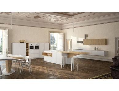 Итальянская кухня FLAG фабрики LINEAQUATTRO