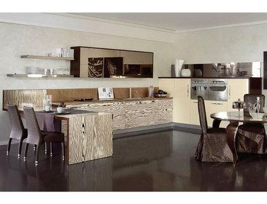 Итальянская кухня Yacht Line 02 фабрики MOD'Art Cucine