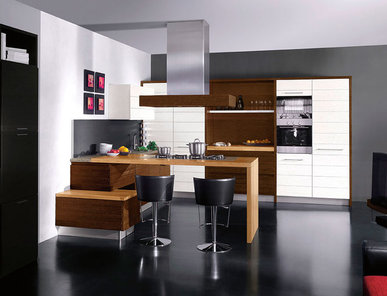 Итальянская кухня Greta 04 фабрики MOD'Art Cucine
