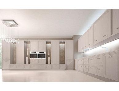 Итальянская кухня Surface 01 фабрики MOD'Art Cucine