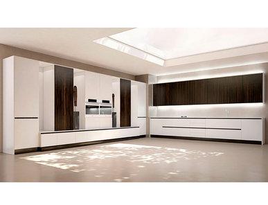 Итальянская кухня Essenza 02 фабрики MOD'Art Cucine