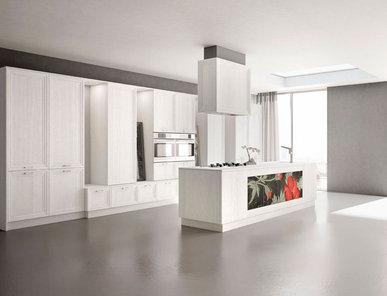 Итальянская кухня Surface 02 фабрики MOD'Art Cucine