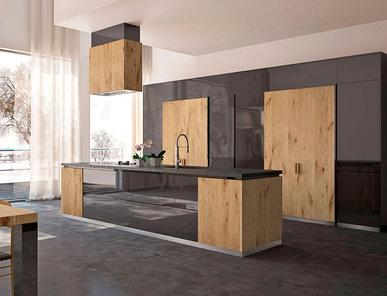Итальянская кухня Operaprima 01 фабрики MOD'Art Cucine
