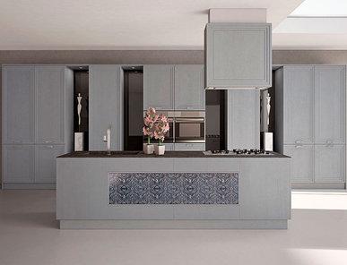 Итальянская кухня Surface 03 фабрики MOD'Art Cucine