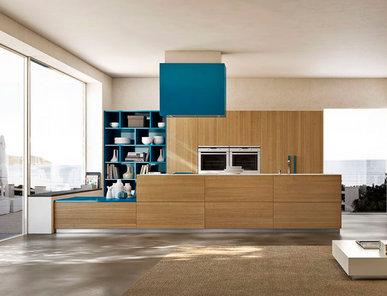 Итальянская кухня Essenza 03 фабрики MOD'Art Cucine