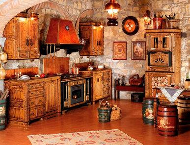 Итальянская кухня Art.539 фабрики MAGGI MASSIMO
