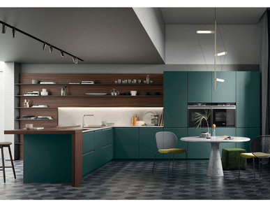 Итальянская кухня Profili 02 фабрики MESON'S